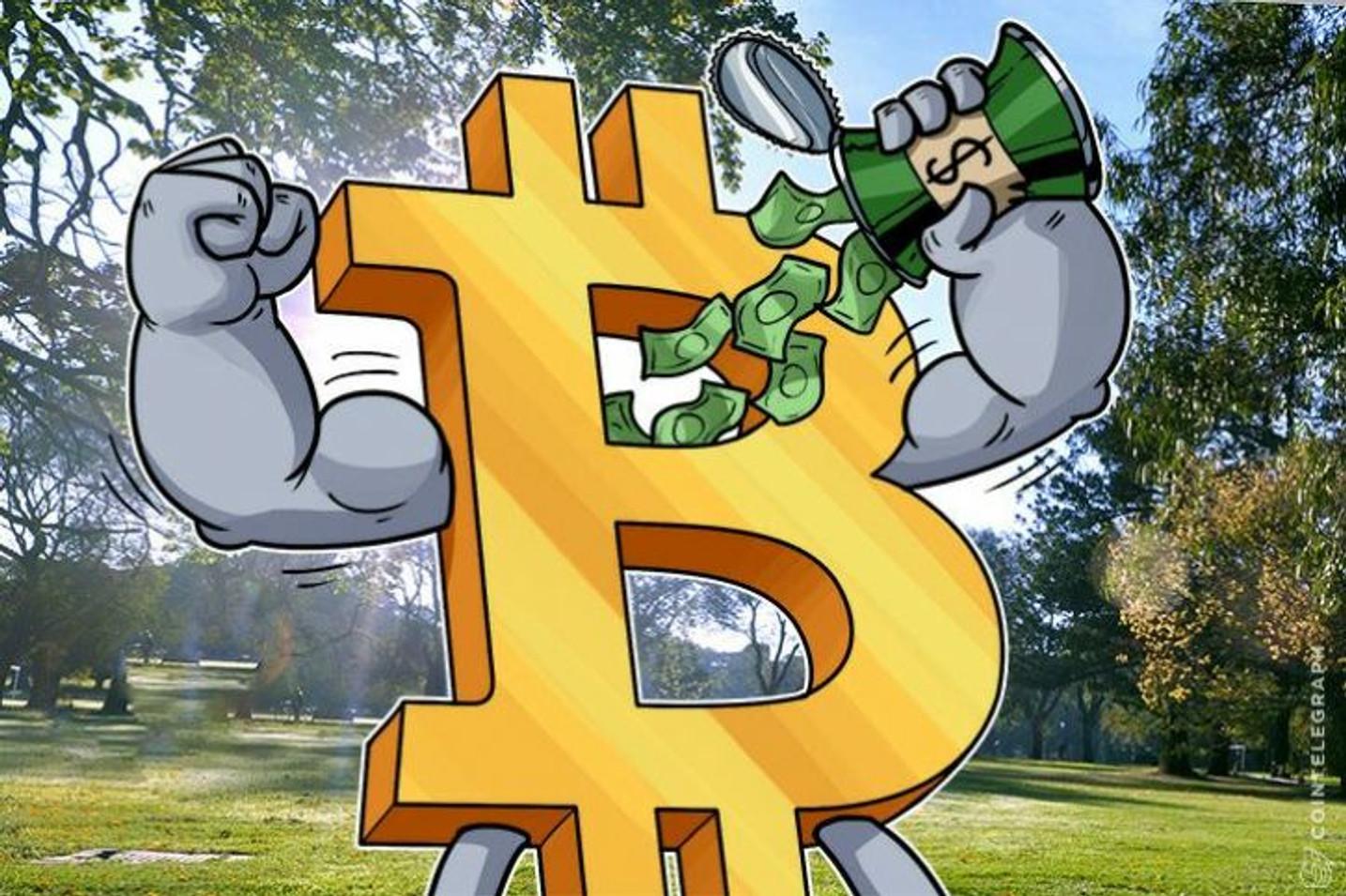 Cena Bitkoina: Finansijske institucije ulažu u bitkoin!