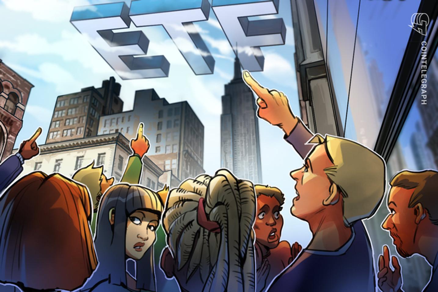 'Bitwise está trabalhando duro para conseguir a aprovação do ETF de Bitcoin' afirma Matt Hougan