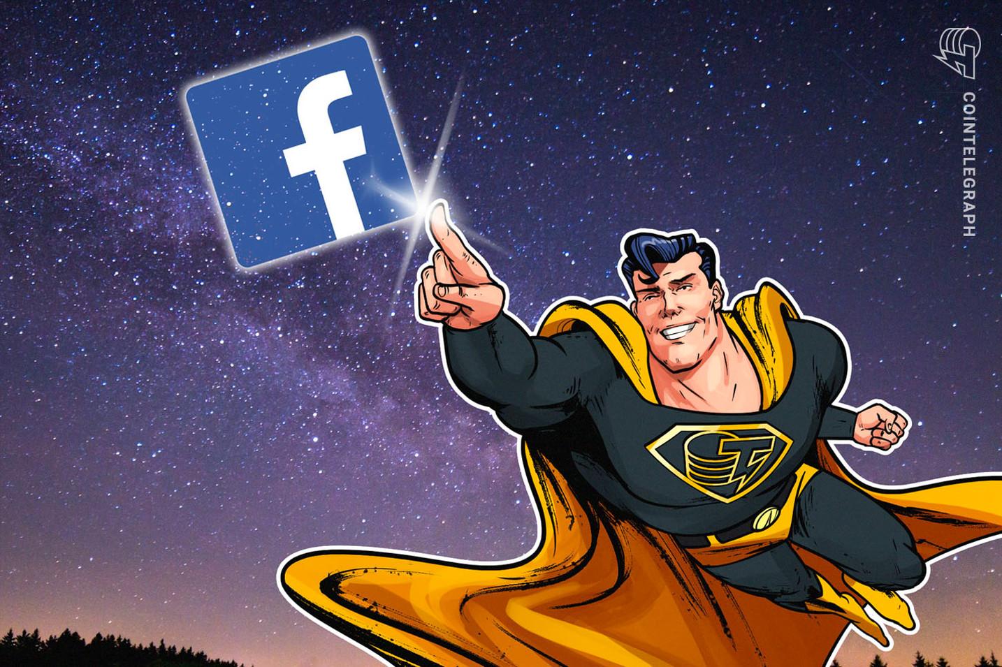 Ahora es un buen momento para visitar la página desbloqueada de Cointelegraph en Facebook