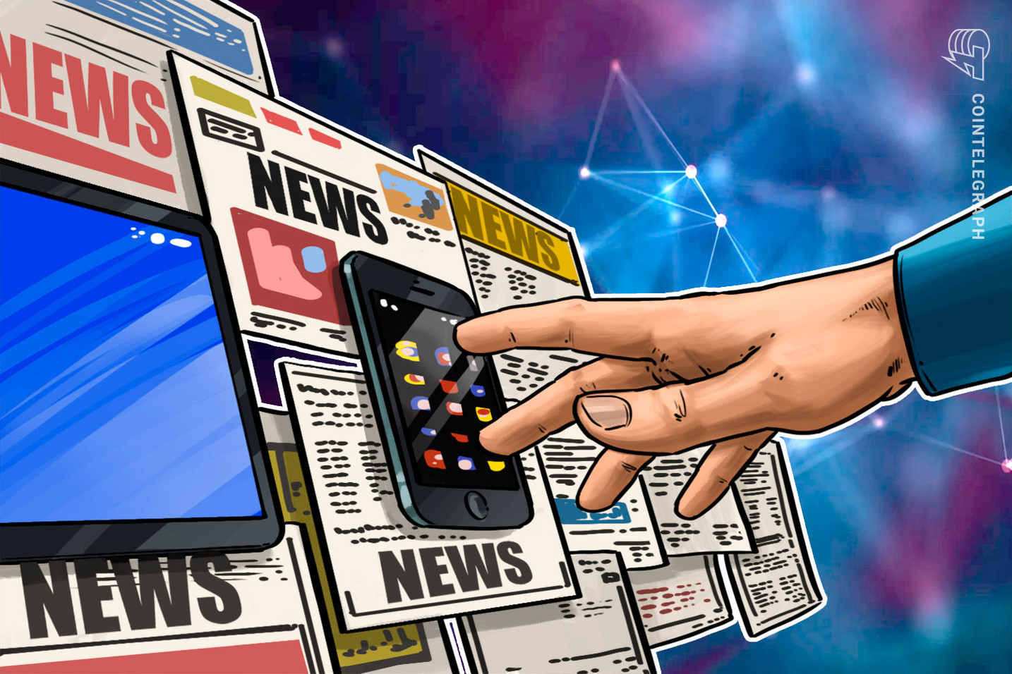 Italian Firm Claims Its Non-Fungible Tokens Can Tackle Fake News