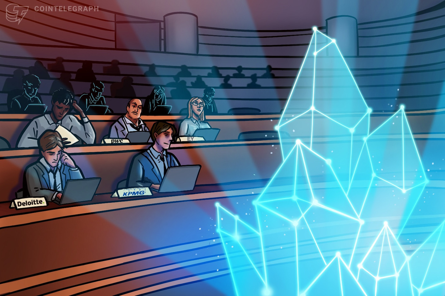 Büyük Dörtlü ve Blockchain: Denetim Devleri de Kullanacak Mı?