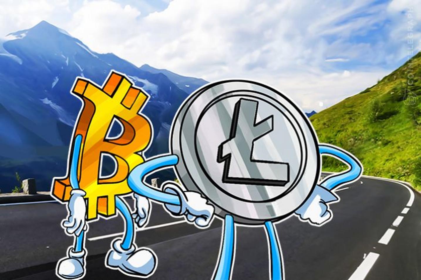 Može li lajtkoin uskoro da postane bolja investicija od bitkoina?