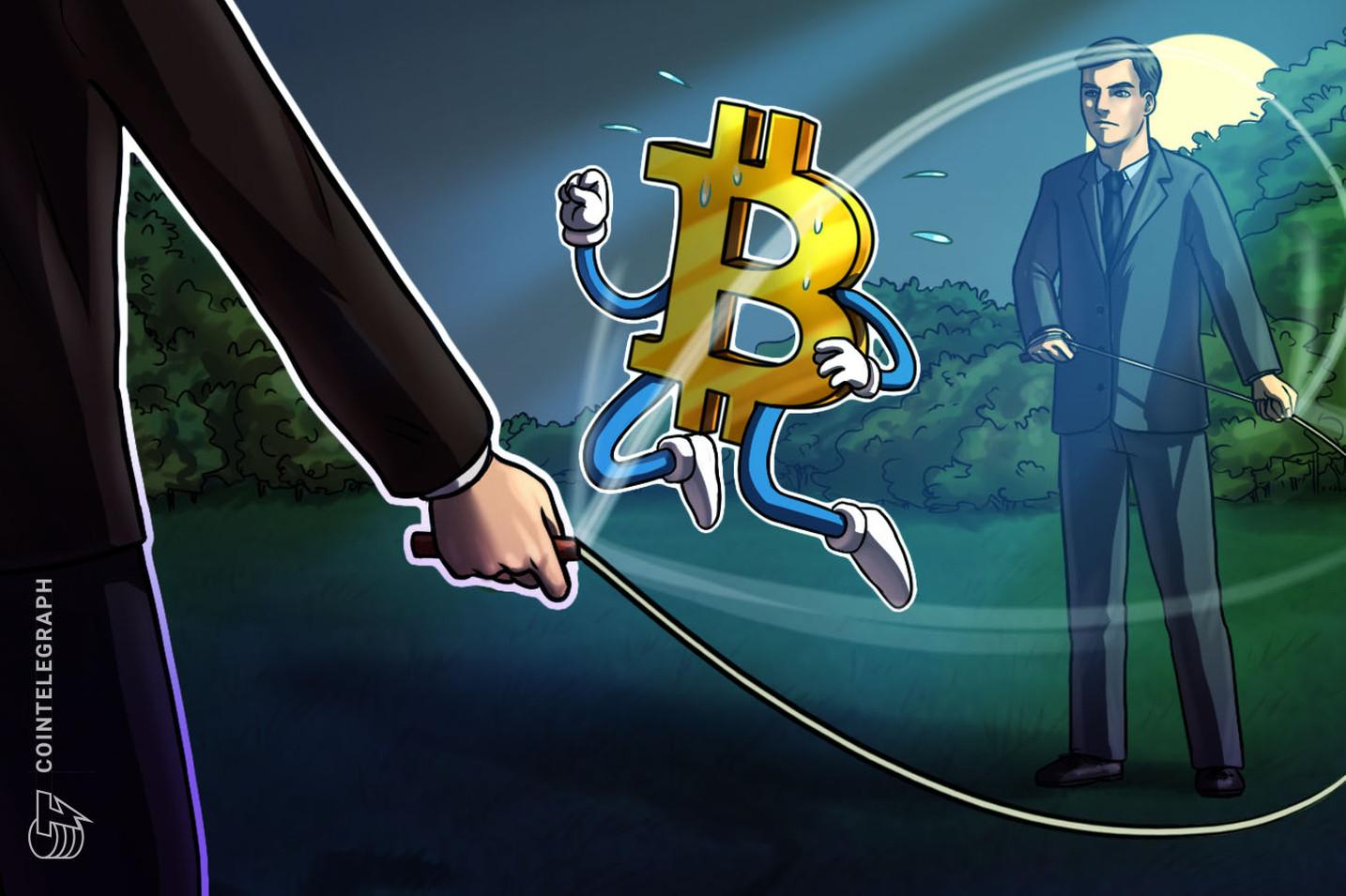 """仮想通貨ビットコイン、今後は""""ゼロ""""か""""7桁""""か=フェイスブック元幹部が予想"""