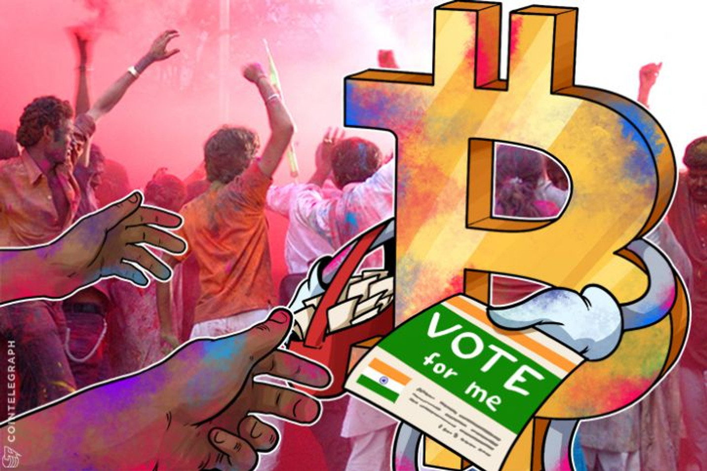 India: Top Ministerial Meeting On Bitcoin Draws Blank