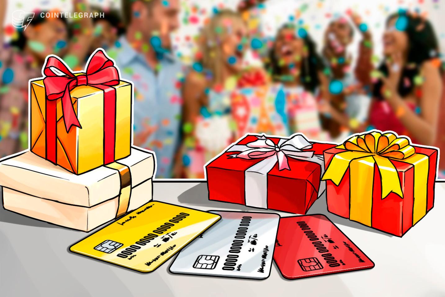 Coinbase permetterà di acquistare buoni regalo con criptovalute in un numero limitato di paesi
