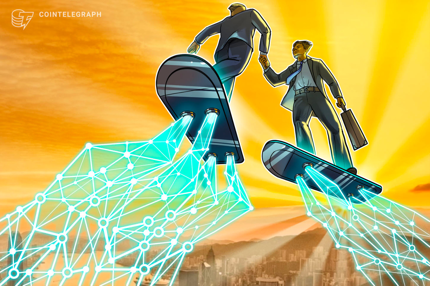Indian State Gov't Partners With Blockchain Firms to Drive Tech Growth