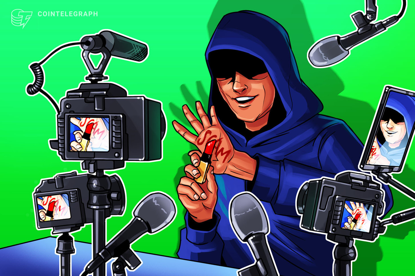 Crypto Scammer on the Prowl as YouTube and Twitter Become Central to Bitcoin Scams