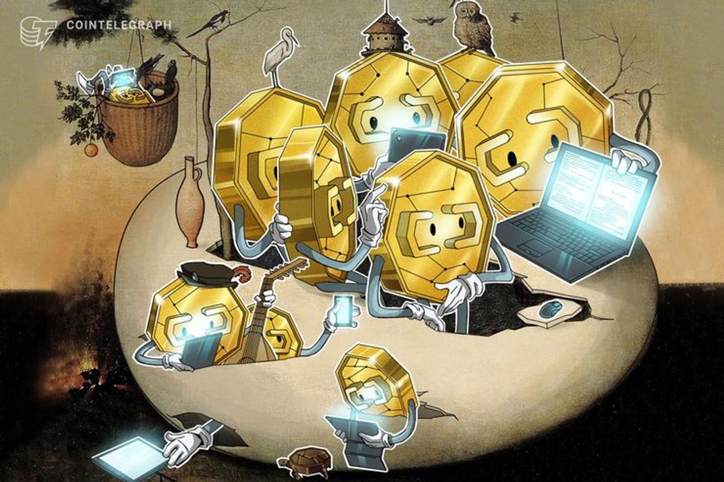 仮想通貨取引所フォビ、二日間で約140億円分のテザー(USDT)を移動