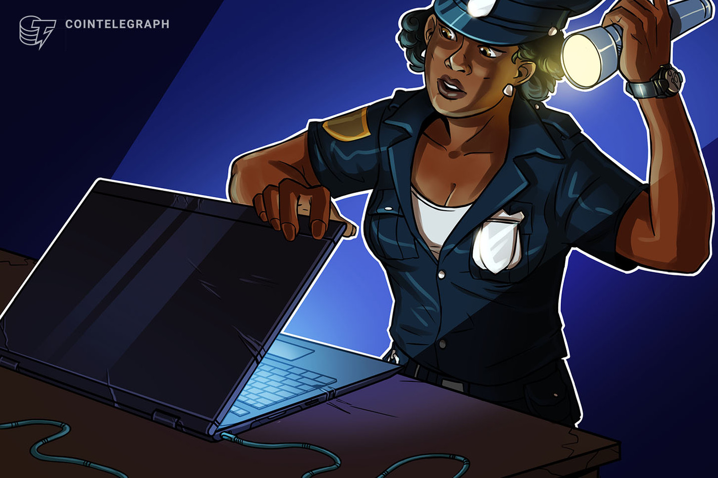 Poliziotto britannico: le forze dell'ordine devono comprendere Bitcoin