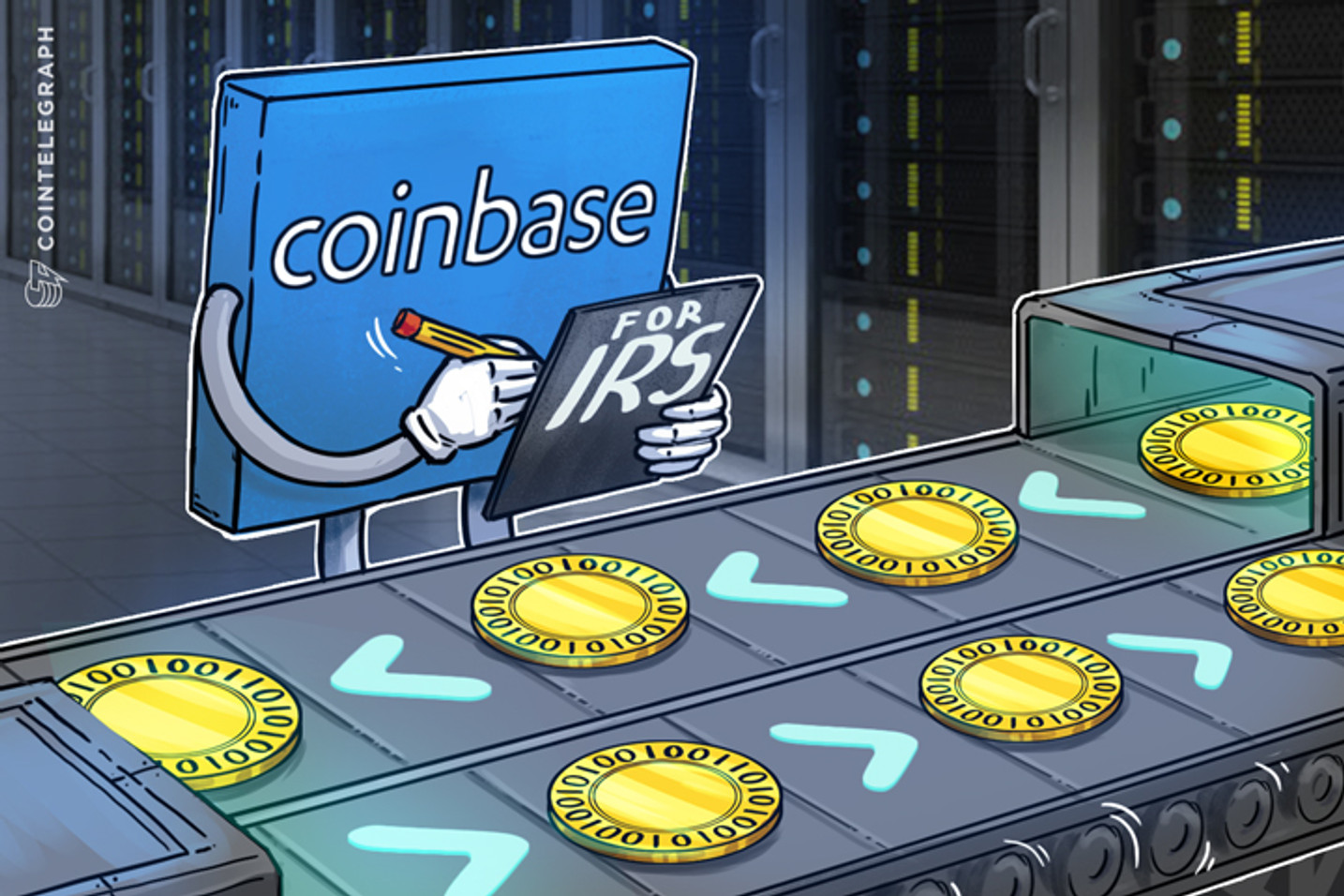 How Not to Panic If Coinbase is Turning Over Your Info to the IRS: Expert Take
