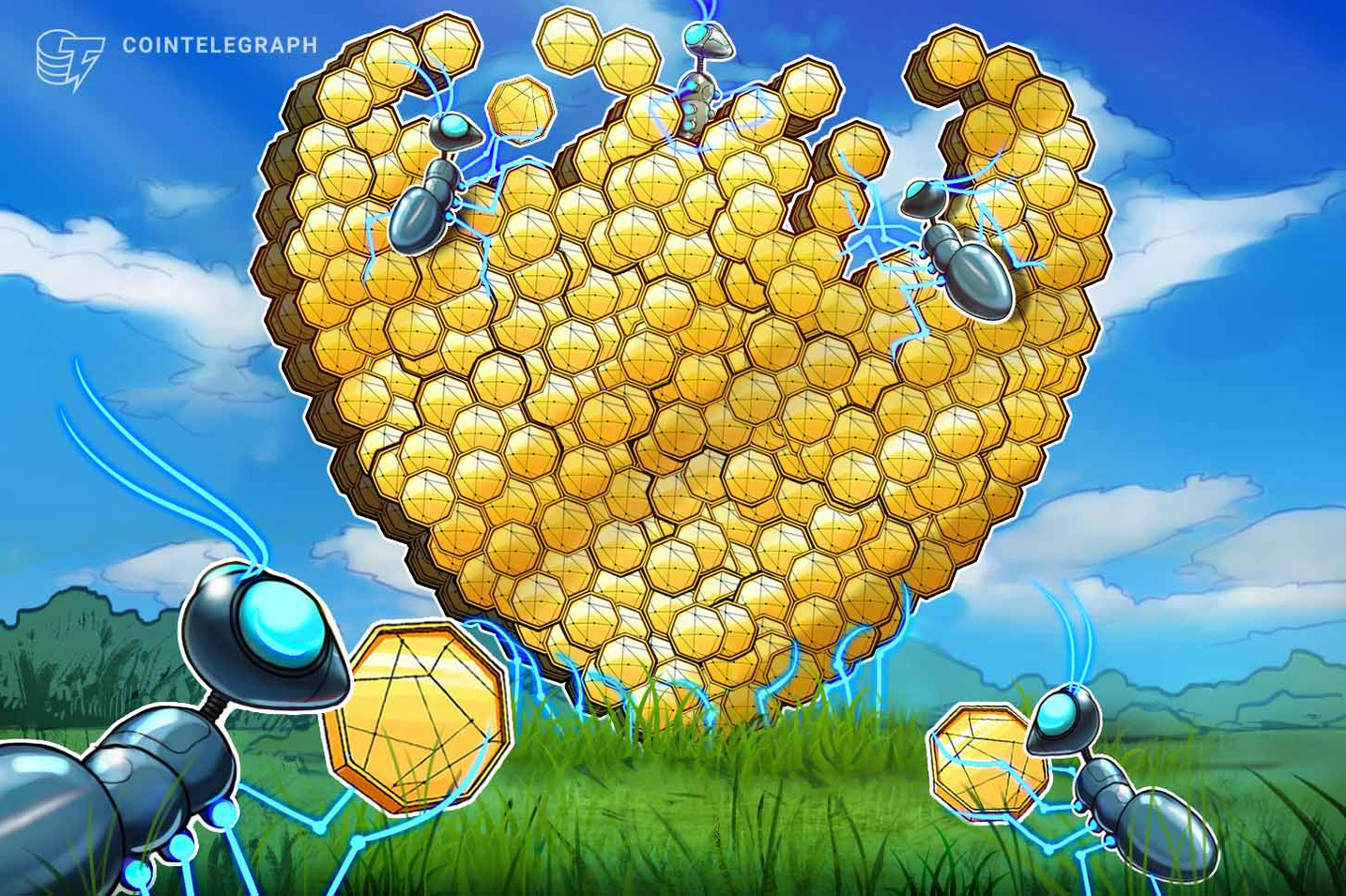The Future of Philanthropy Lies in Blockchain Technology
