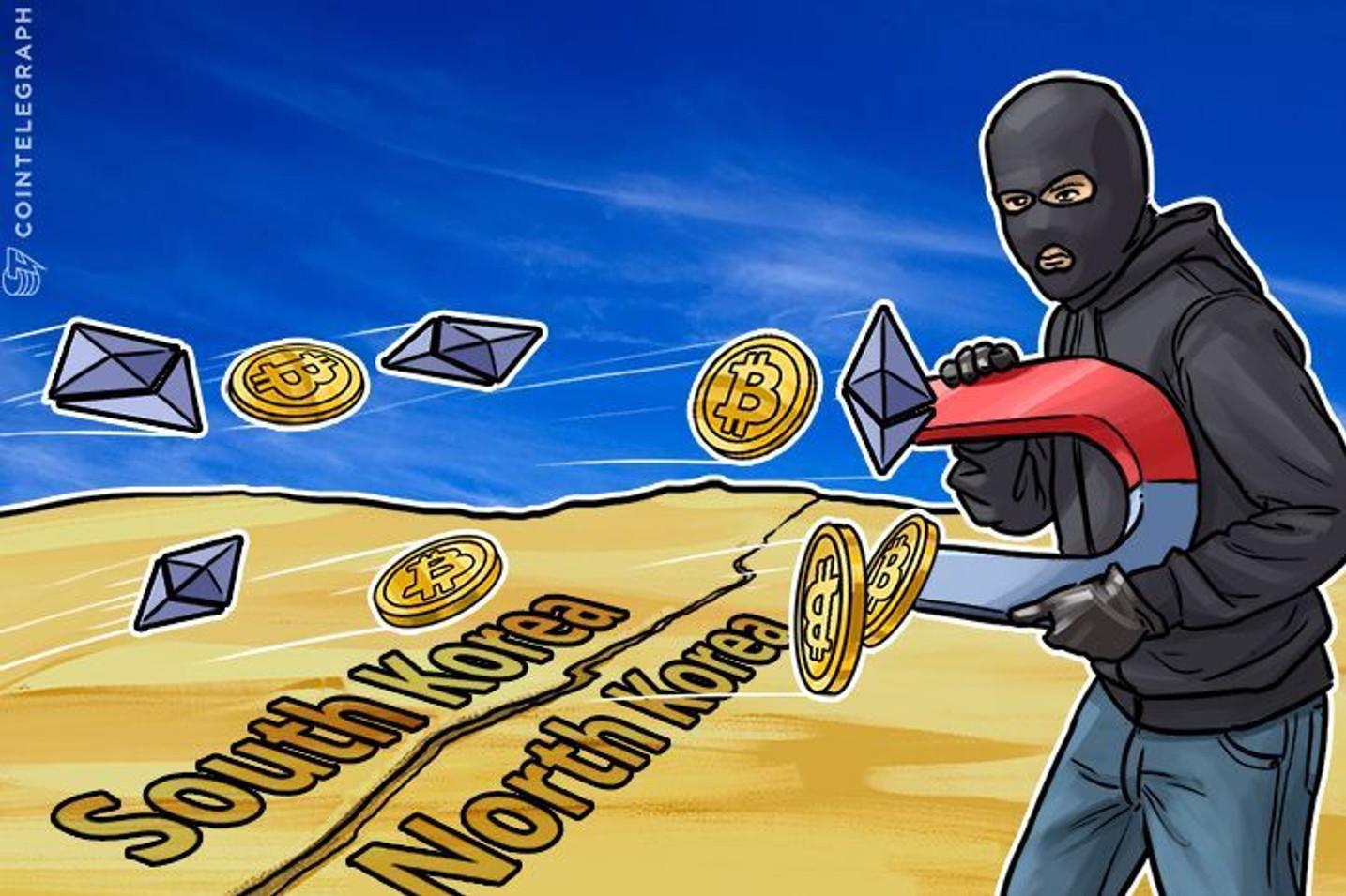 Severnokorejski hakeri napadaju korisnike kripta i servis provajdere