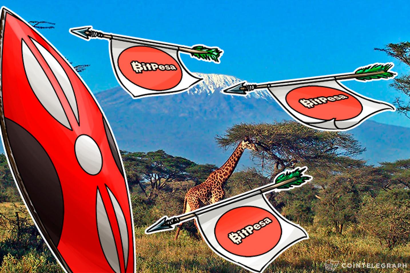 Kenya Shuts Down Bank Accounts of Bitcoin Startups, Minister Can't Sell BitPesa Shares