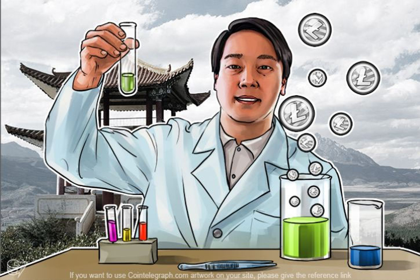 Litecoin SegWit D-Day Sees 38 Percent Daily Price Growth