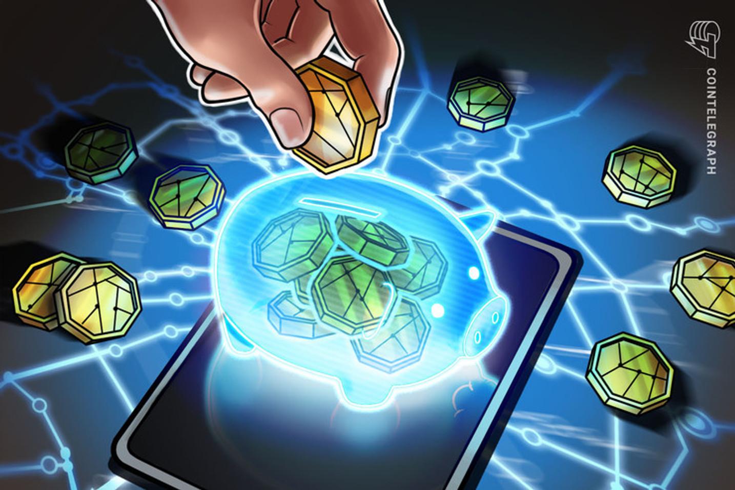 Plataforma de ahorro y crédito en Bitcoin y criptomonedas obtiene 30 millones de dólares en inversión serie A