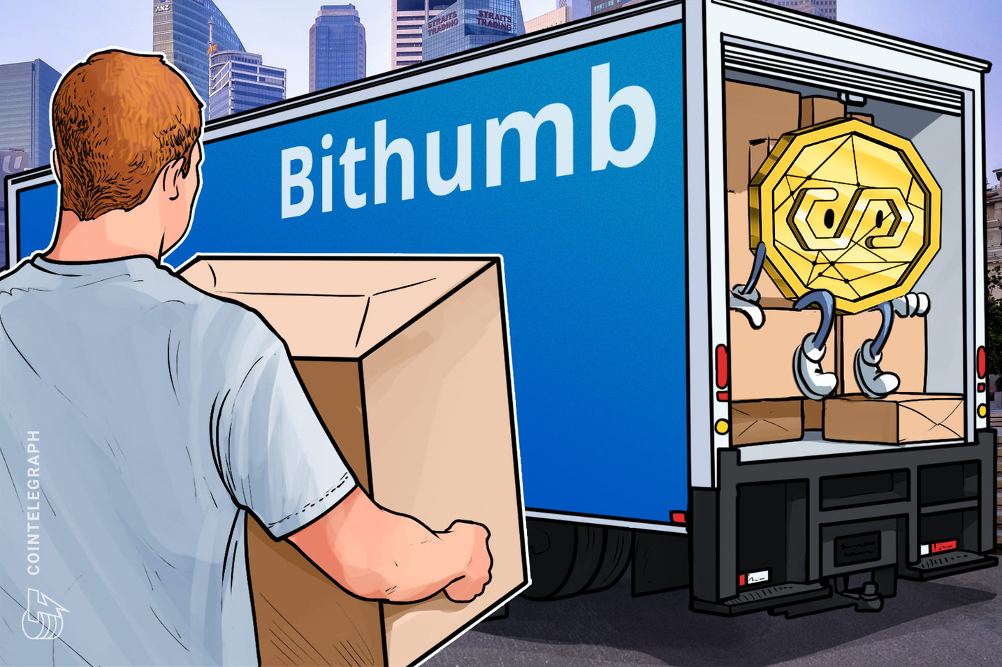 Bitholic Now Bithumb Singapore in New Expansion by South Korean Bithumb