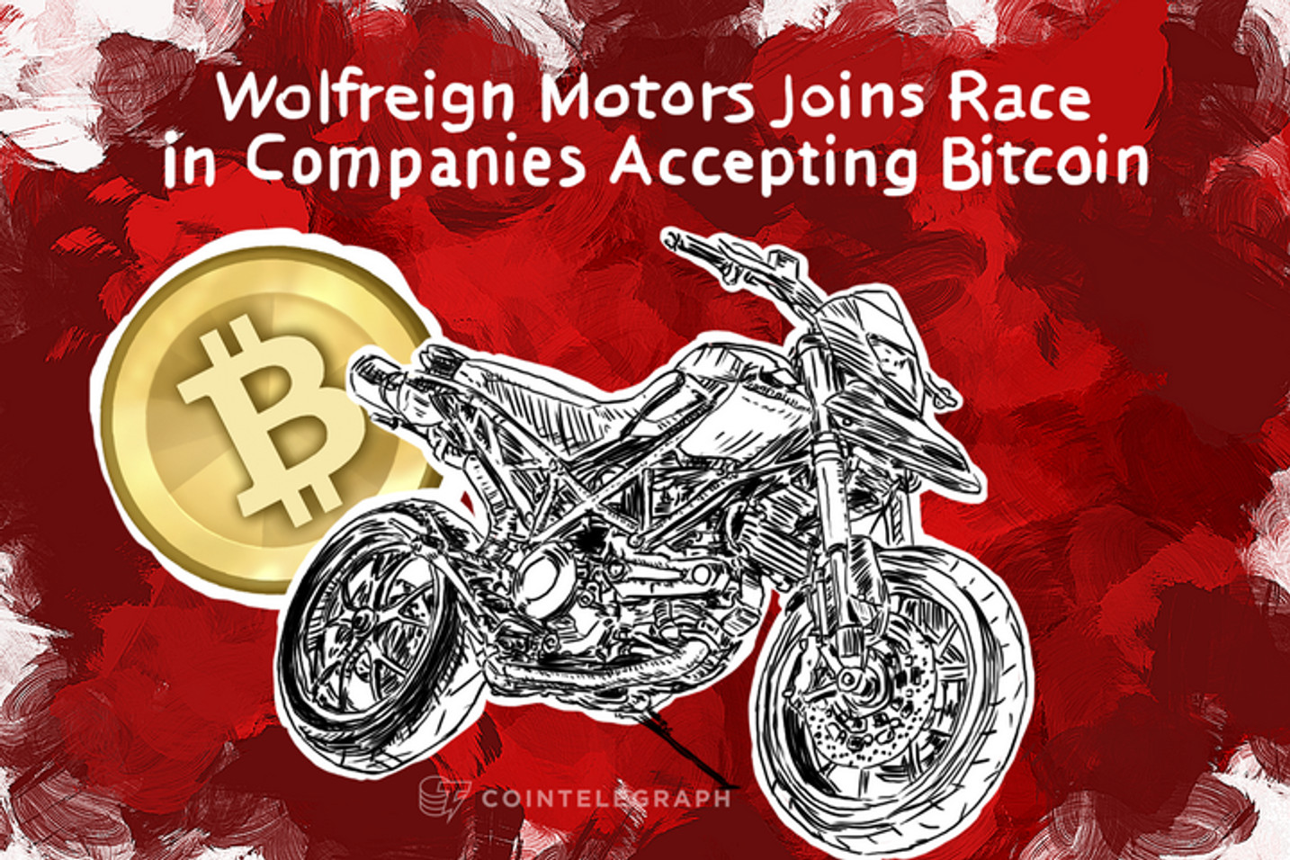 Wolfreign Motors Joins Race in Companies Accepting Bitcoin