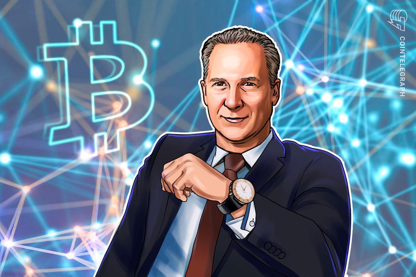 Peter Schiff Fırsatı Kaçırmadı: Bitcoin Balonu Hava Kaçırıyor