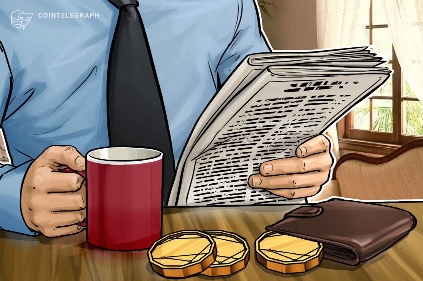 شركة بلوكتشين التابعة لأوفرستوك تستحوذ على حصة في منصة بلوكتشين للخدمات المصرفية