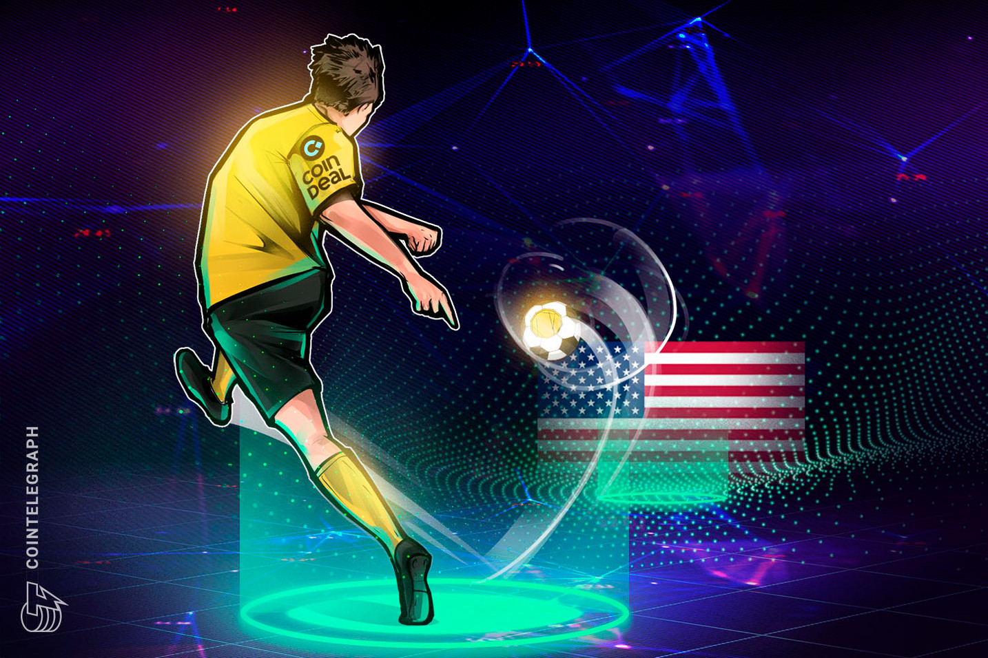 Crypto Exchange Renews Sponsorship of Premier League Team and Prepares for US Expansion