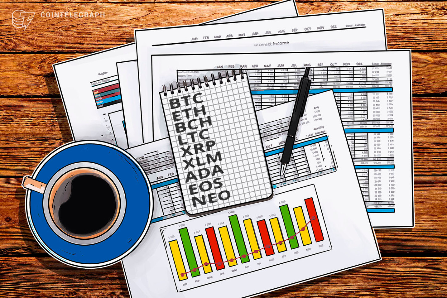 Bitcoin, Ethereum, Bitcoin Cash, Ripple, Stellar, Litecoin, Cardano, NEO, EOS: Price Analysis, April 11