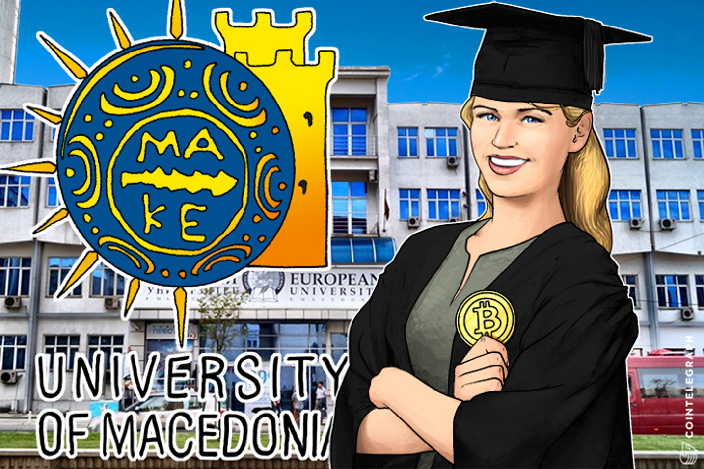 University of Macedonia Investigates Cryptocurrency Adoption in the EU