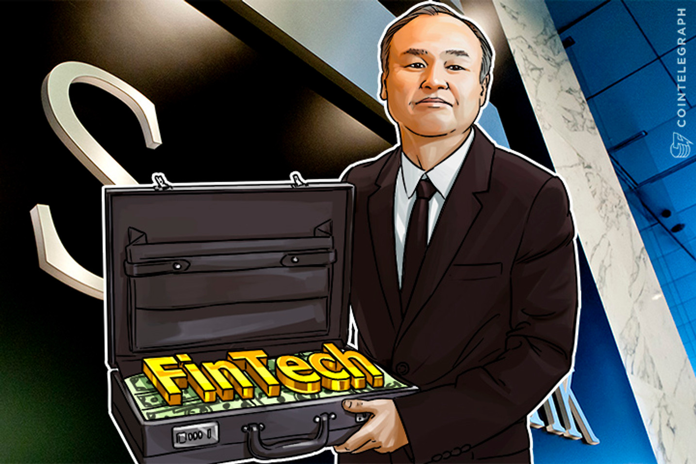 Softbank, Saudi Arabia To Invest $100 Bln in Tech Revolution, Fintech Startups First to Benefit