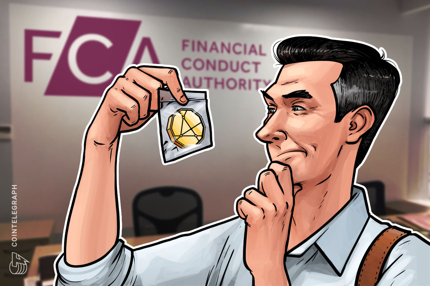 UK Financial Watchdog Seeks Cryptocurrency Expert to Address EU Regulations