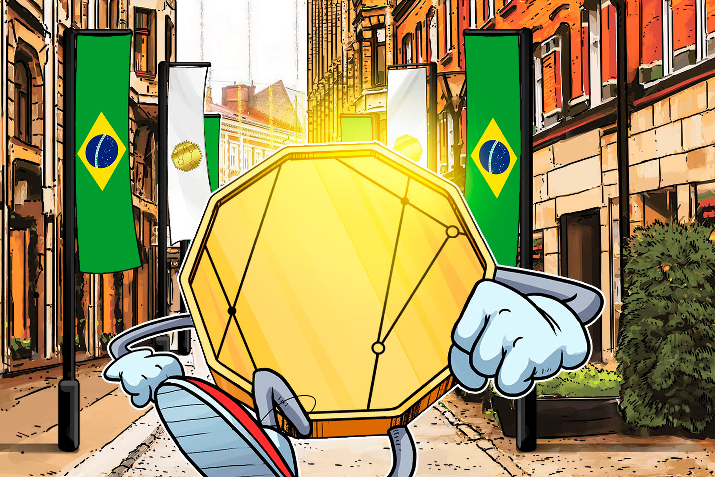 Rede de supermercados Shibata investe R$ 15 milhões na startup da criptomoeda brasileira WiBX