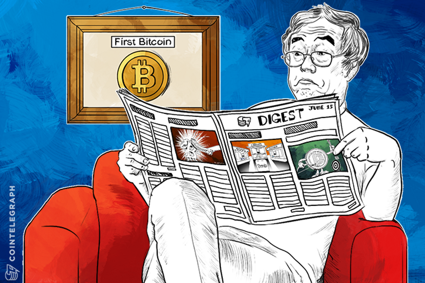 JUN 15 DIGEST: Overstock Spends Bitcoin on 3 Domains; Anonymous Hacker 'Doxes' Silk Road Judge