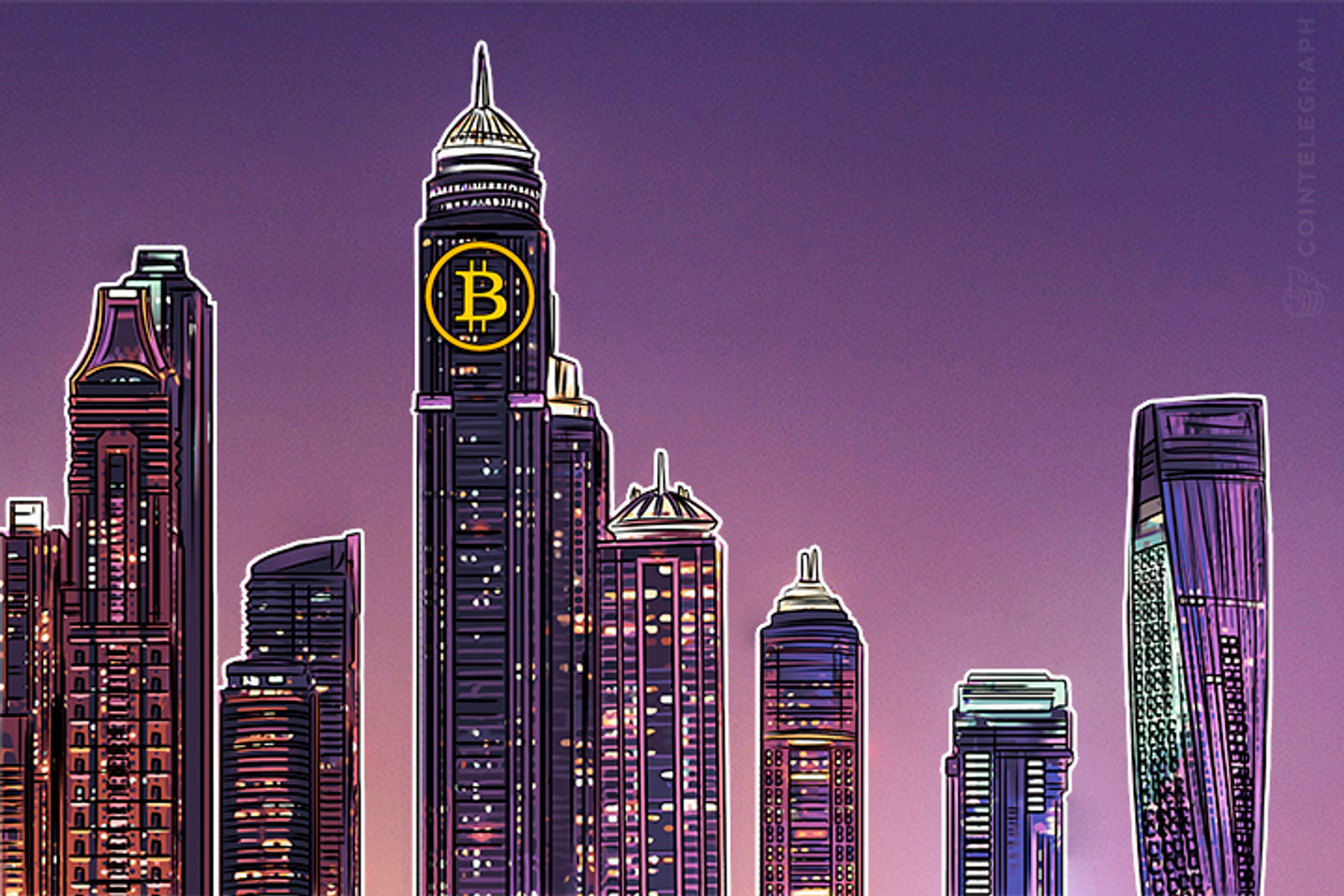 Bitcoin Meets Mainstream Property In $330 Mln BitPay Dubai Deal