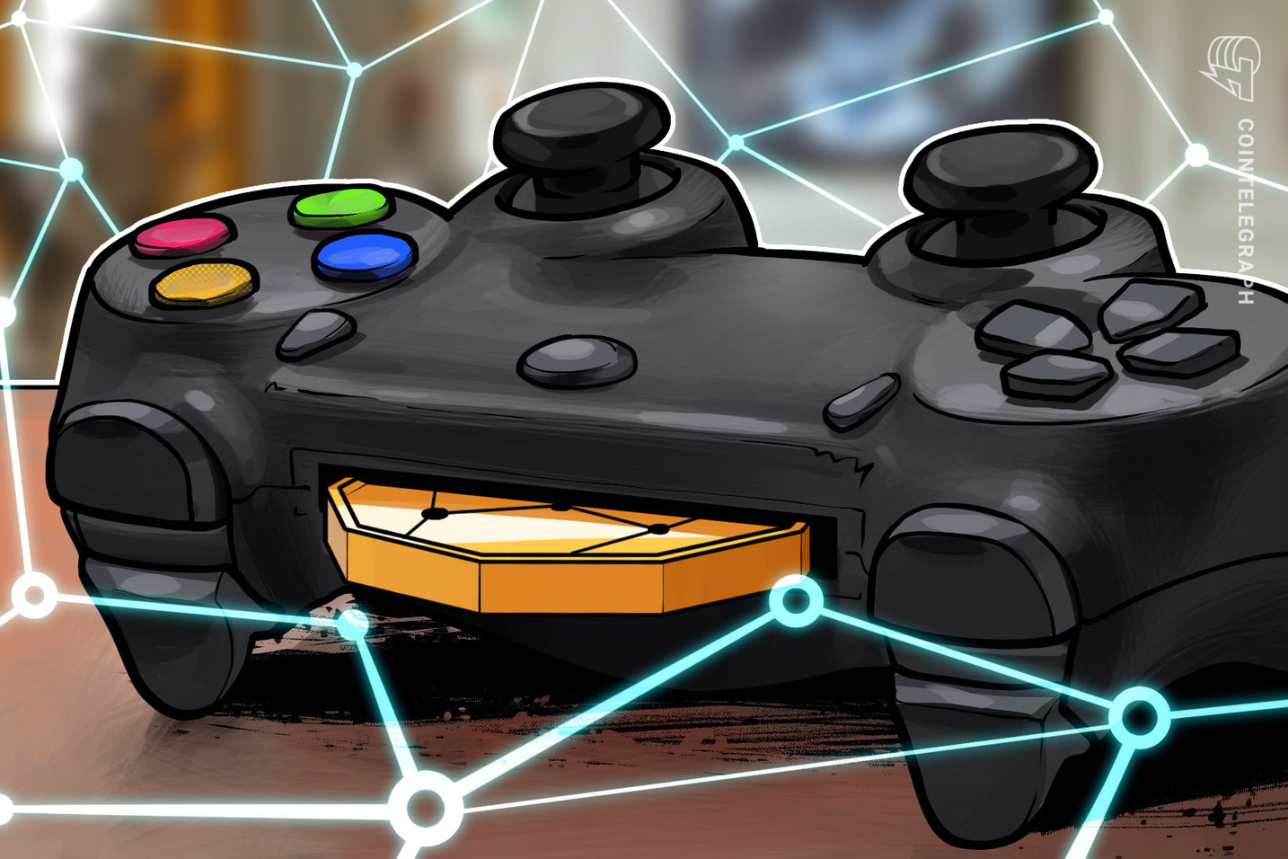 Unity Unveils Patent for Blockchain-Based, Uniquely Identified In-Game Token System