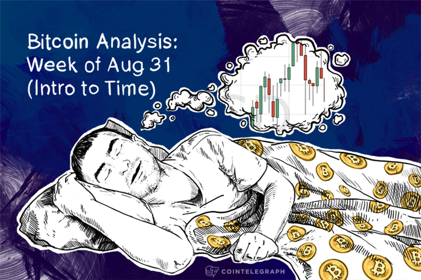 Bitcoin Analysis: Week of Aug 31 (Intro to Time)