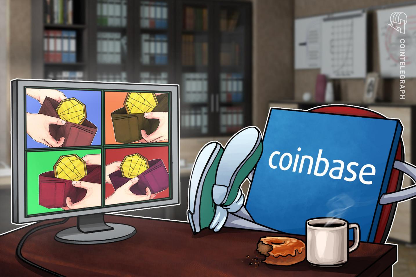 Coinbase verbindet Benutzerkonten der Hauptplattform mit Wallet-App
