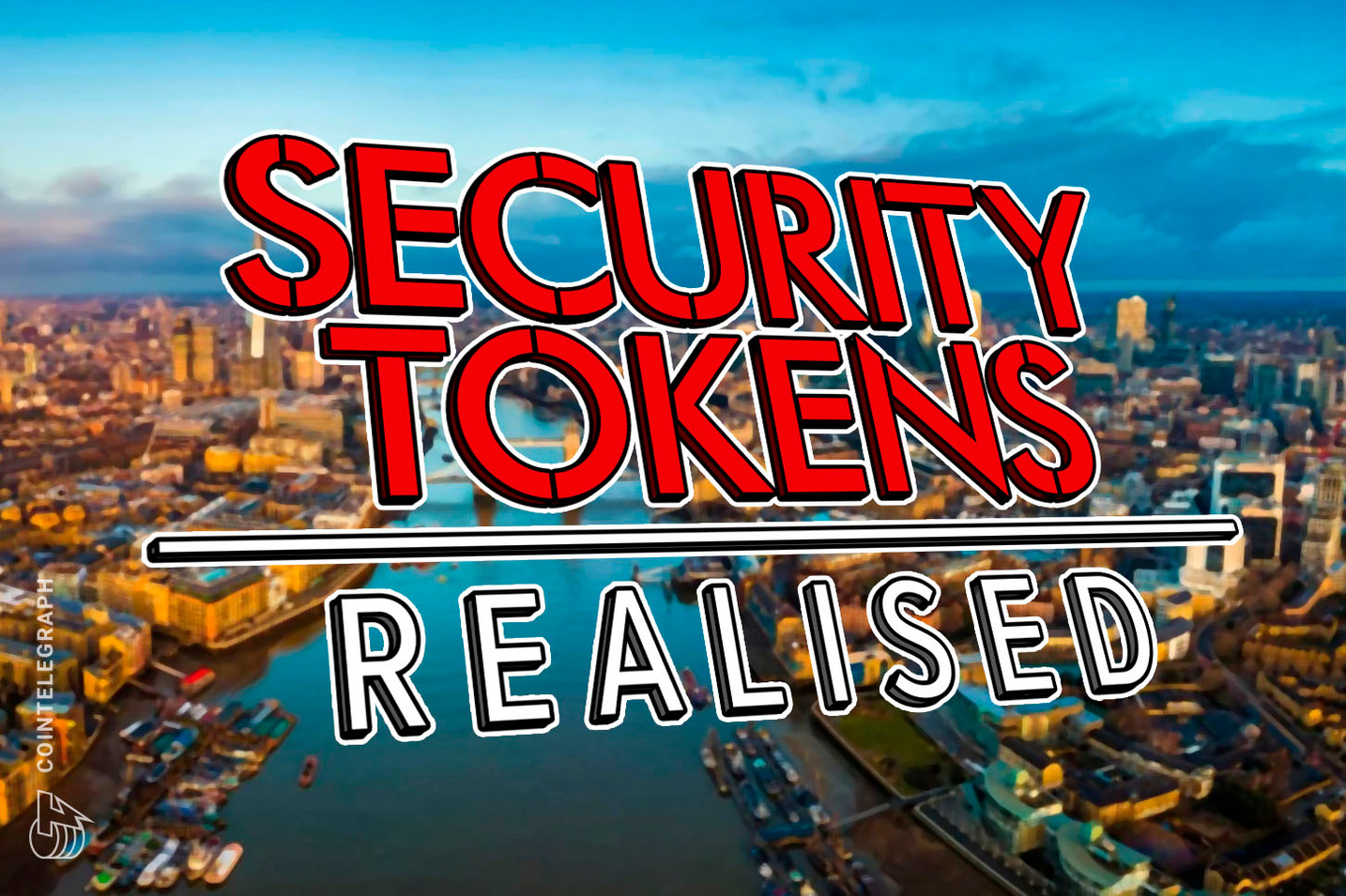 Security Tokens Realised Global Awards 2020