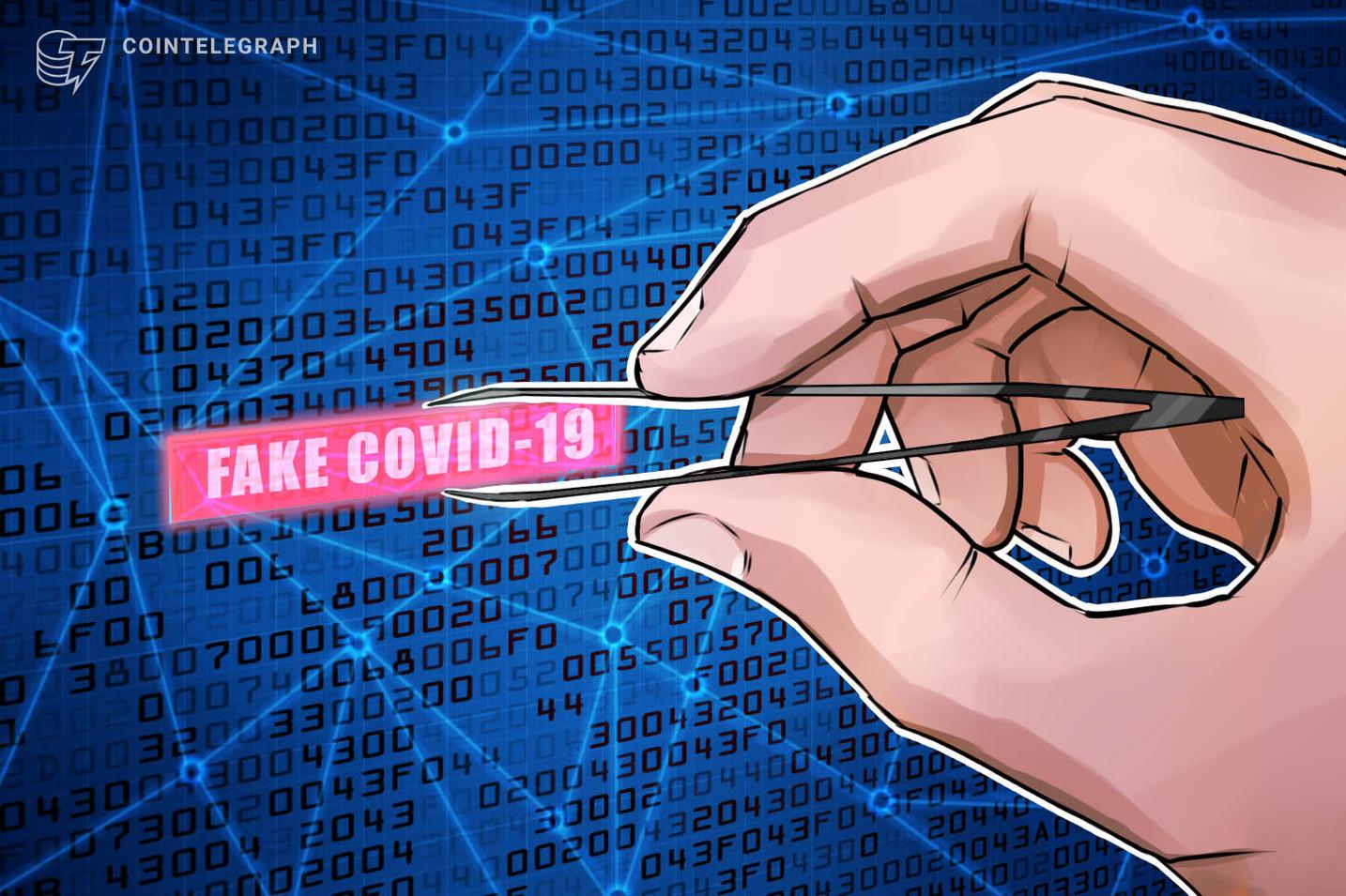 Facebook demanda a un usuario por encubrir anuncios de noticias falsas sobre el Coronavirus y estafas de criptomonedas