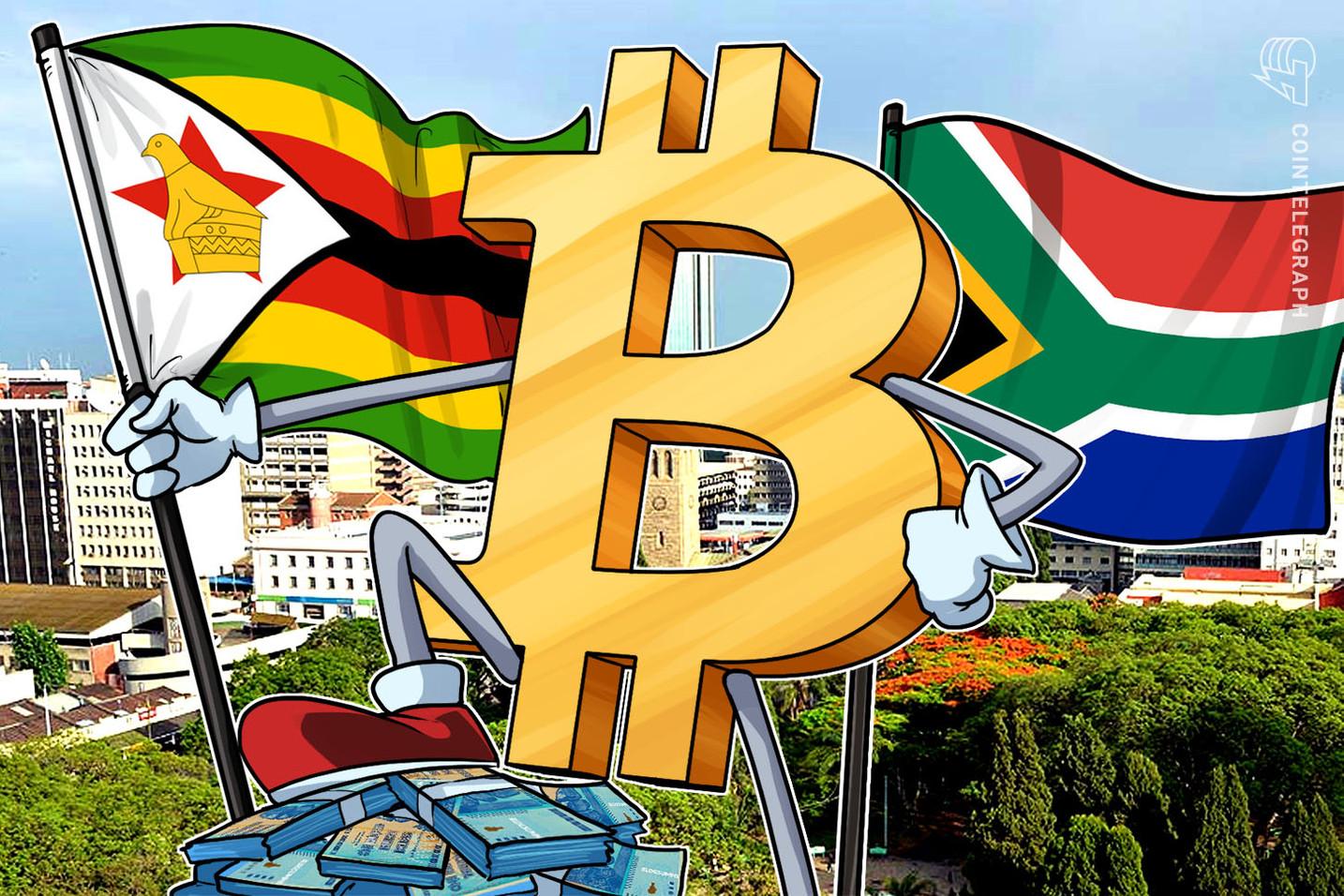 O Bitcoin está mesmo sendo vendido a US$ 76.000 no Zimbábue?
