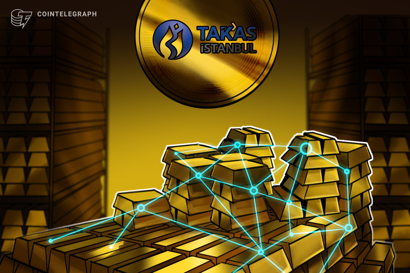 Turkish Bank's Blockchain Platform for Digital Gold Transfers Goes Live