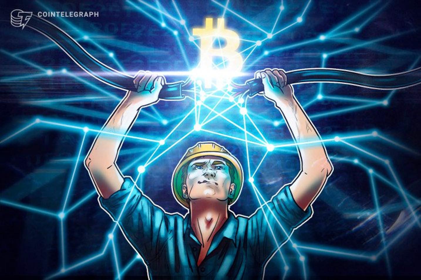 El Hashrate de Bitcoin aumenta un 14% en las últimas 24 horas