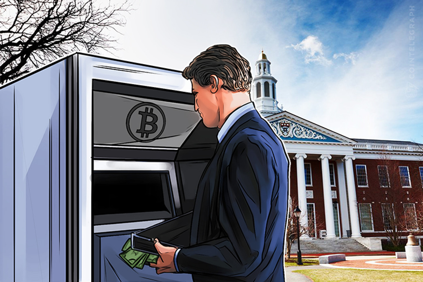 Former Harvard Money Manager Sees Future in Hedging Bitcoin