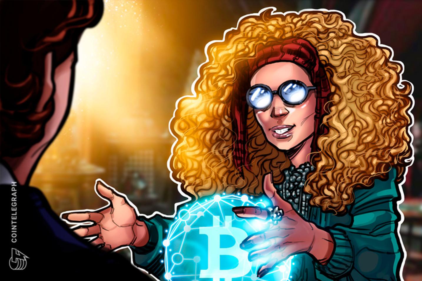 ビットコインは既に上昇に向けた「スーパーサイクル」か ヘッジファンドCEO「来年5月までに1万4000ドル」と予想【仮想通貨相場】