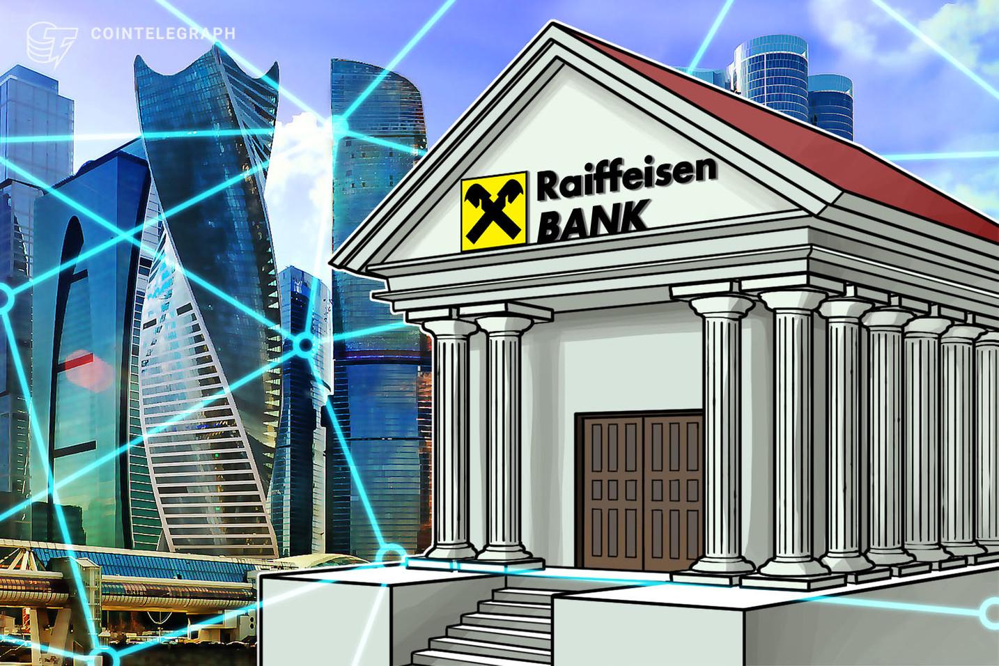 Sucursal rusa de Raiffeisen Bank emite hipotecas digitales con blockchain