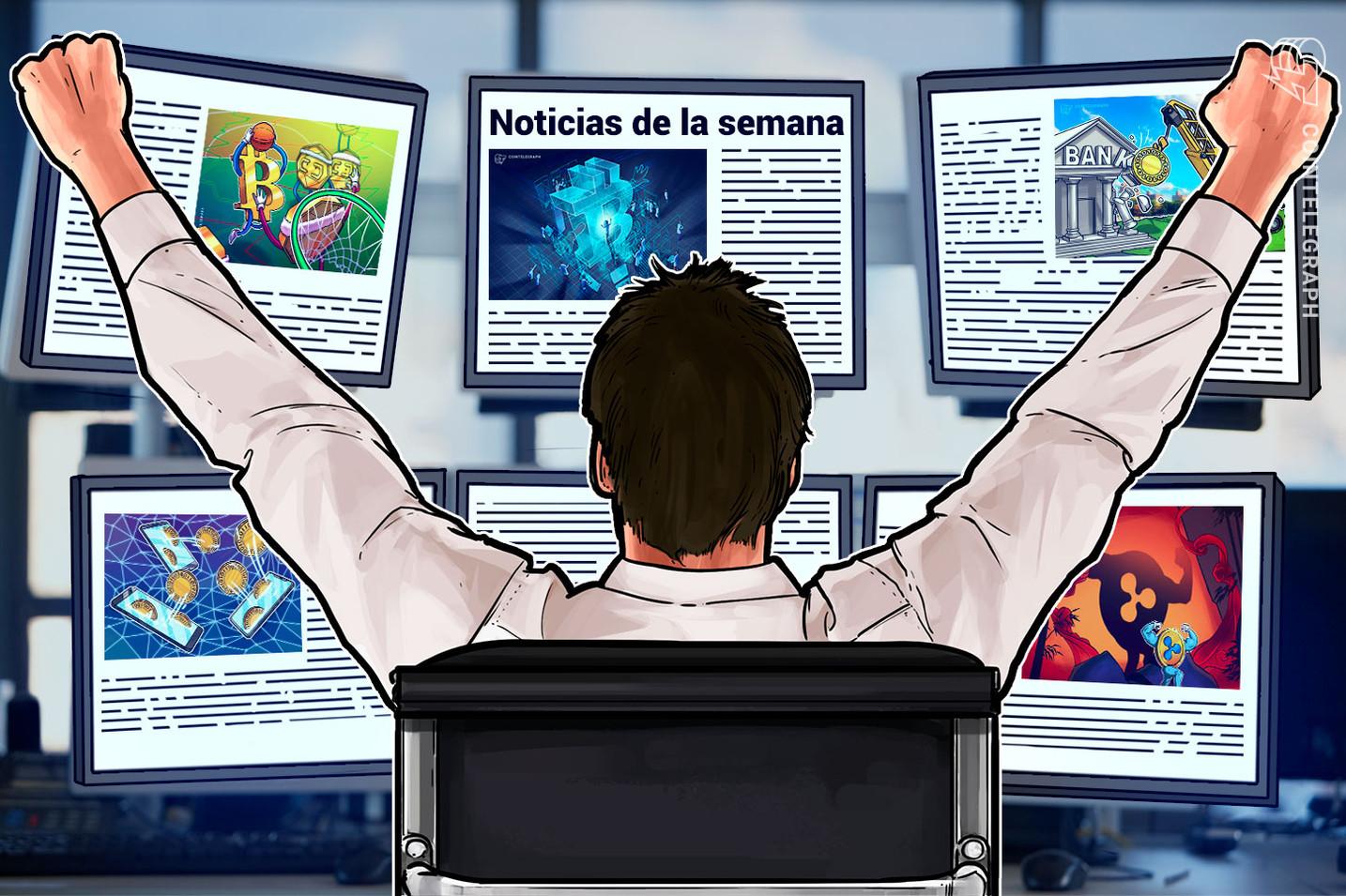 Top criptonoticias de la semana: Corrida alcista de Bitcoin hasta los USD 100.000, el halving cada vez más cerca y mucho más