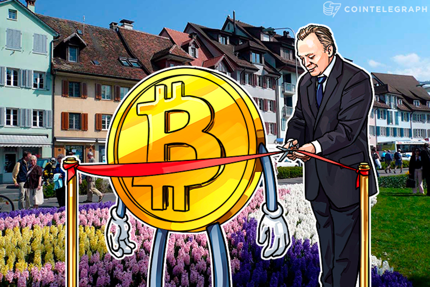Swiss Town Accepts Bitcoin for Public Services