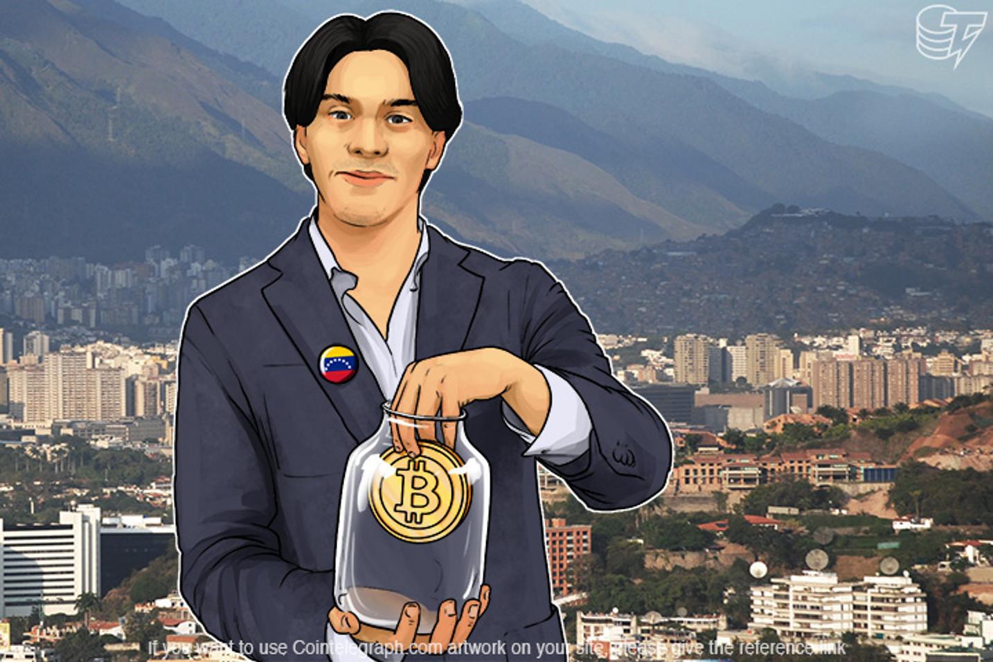 The Venezuelan Economy: Bitcoin To The Rescue