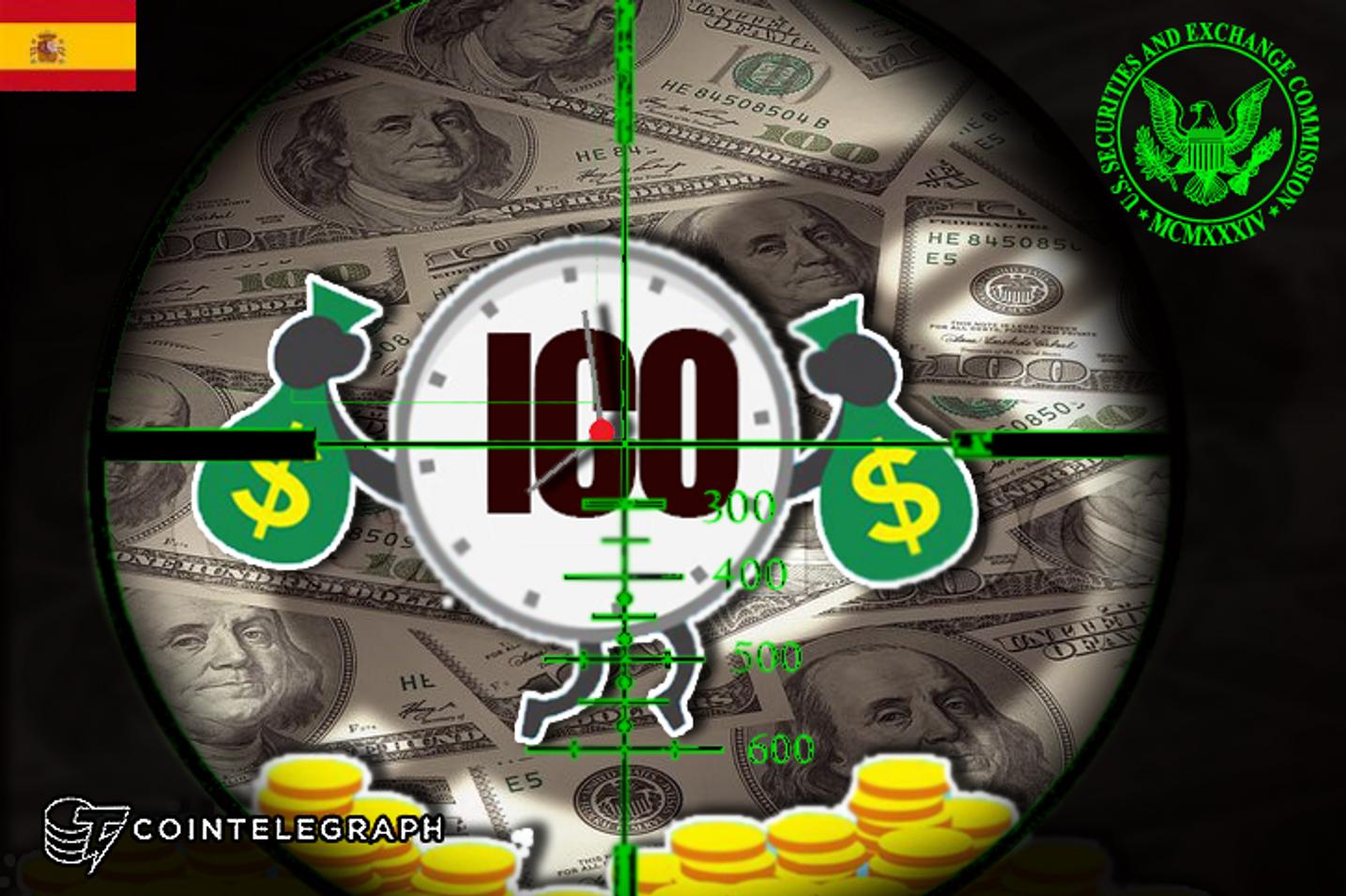 La SEC ve con preocupación la popularización de las Initial Coin Offerings (ICOs)