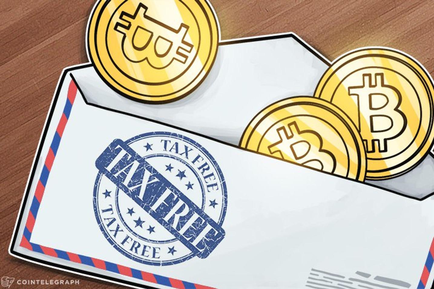 Formas libres de impuestos para transferir Bitcoin y otras criptos: Opinión de Expertos