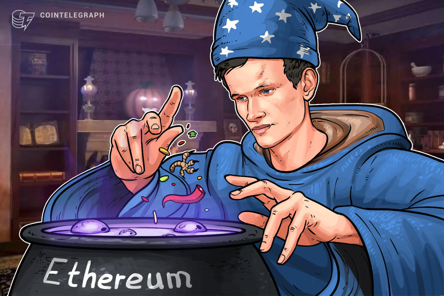 Vitalik Buterin: Sharding Scaling Improvement 'Is Coming' To Ethereum Network