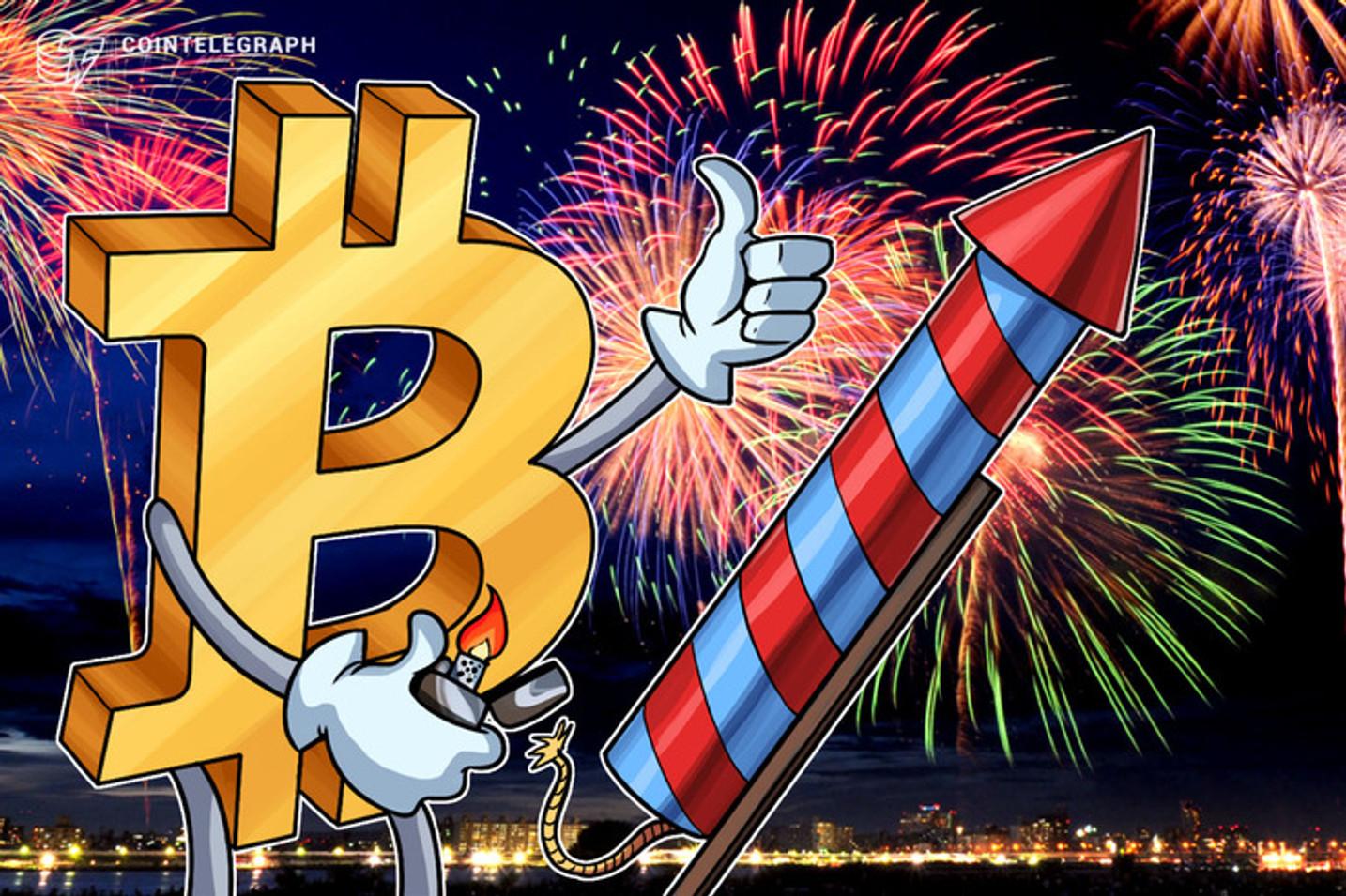 Este análisis dice que el precio de Bitcoin saltará un 15% a USD 11,500 en las próximas semanas