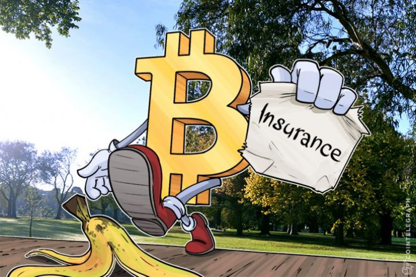 AIG Issues First Insurance Policy Based on Blockchain Technology